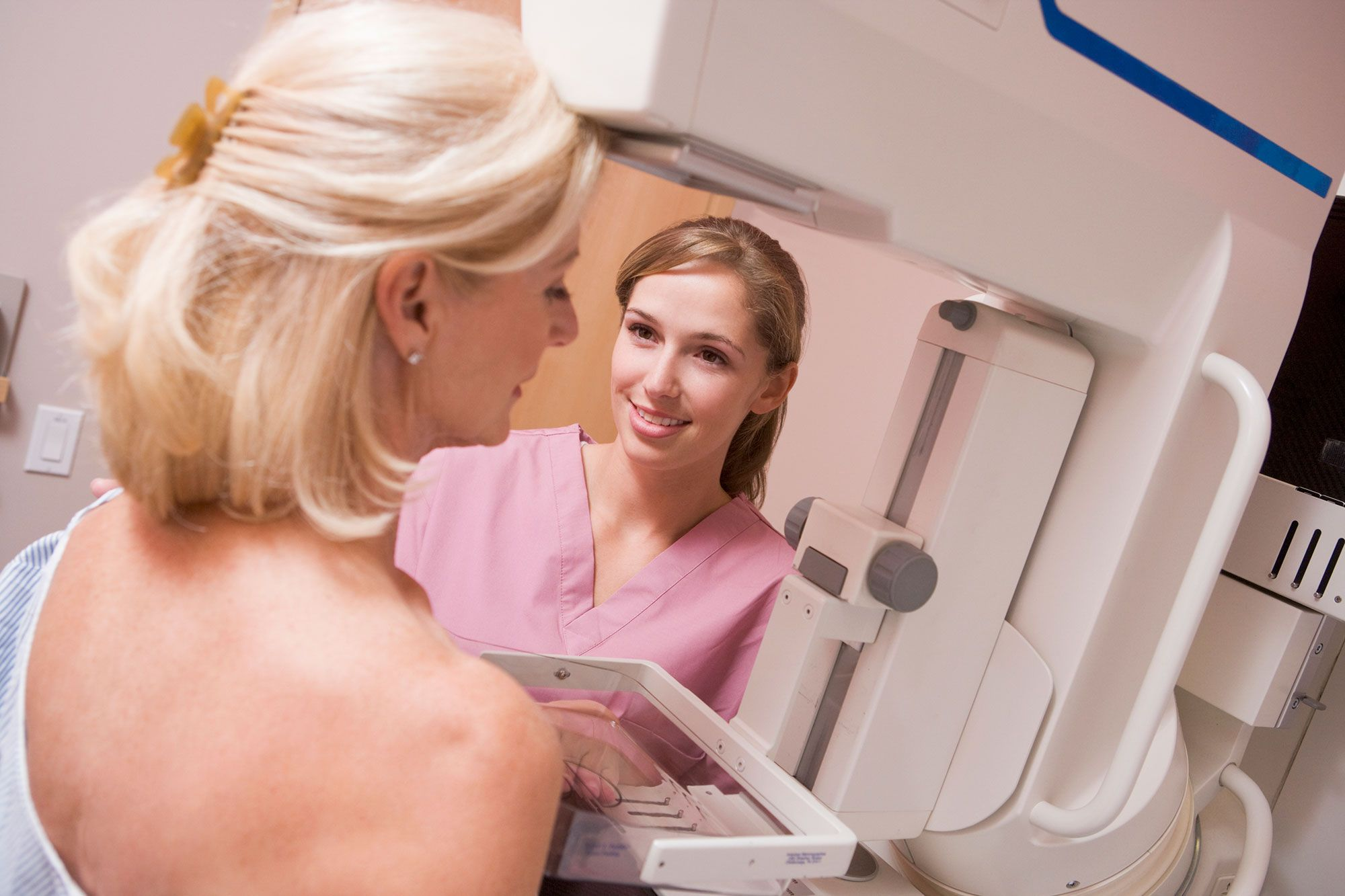 cáncer mama mamografía