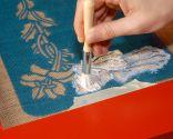 Cómo hacer y decorar un armario para la plancha