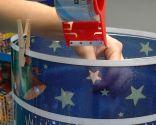 Elementos para habitación infantil navideña