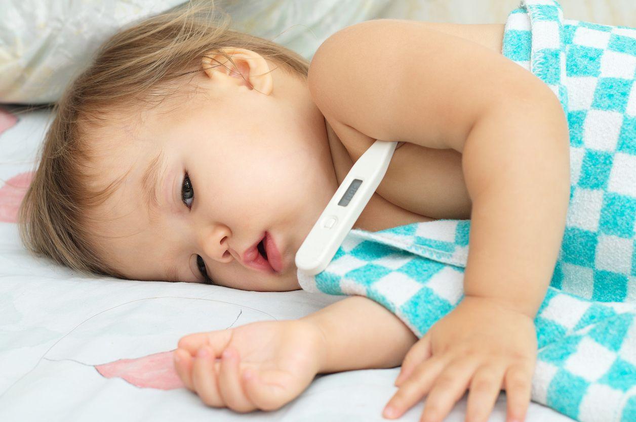 Dificultad para respirar en los niños