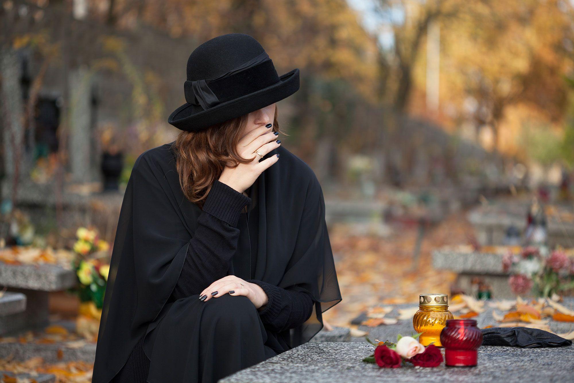 muerte ser querido