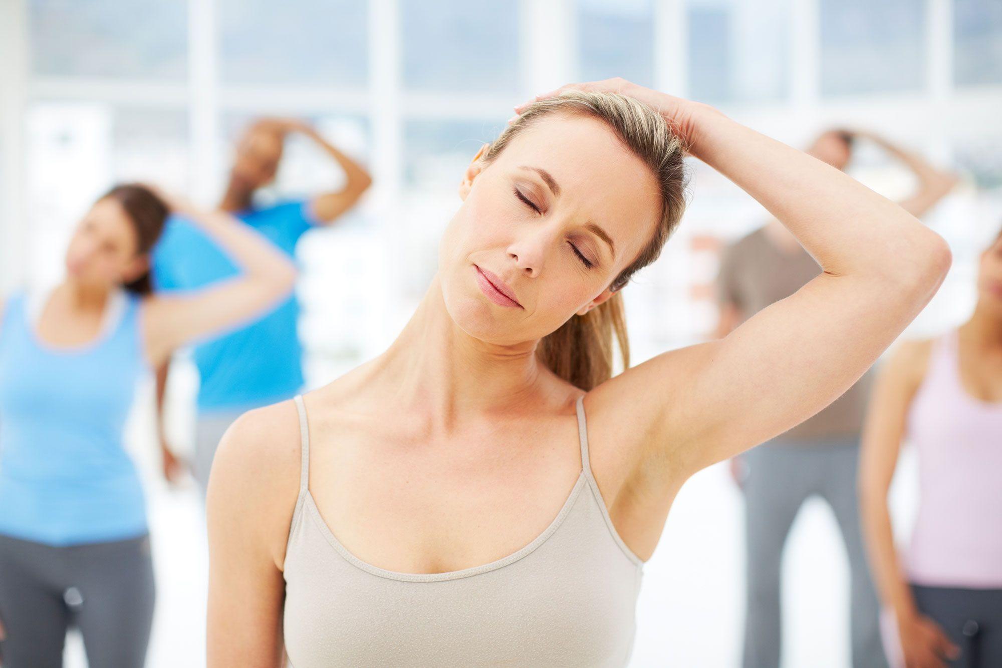 ejercicios cuello