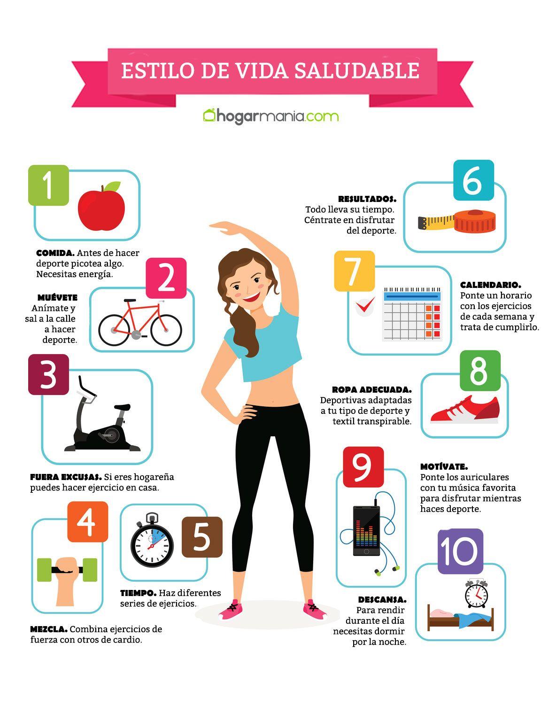 estilo de vida deportivo saludable