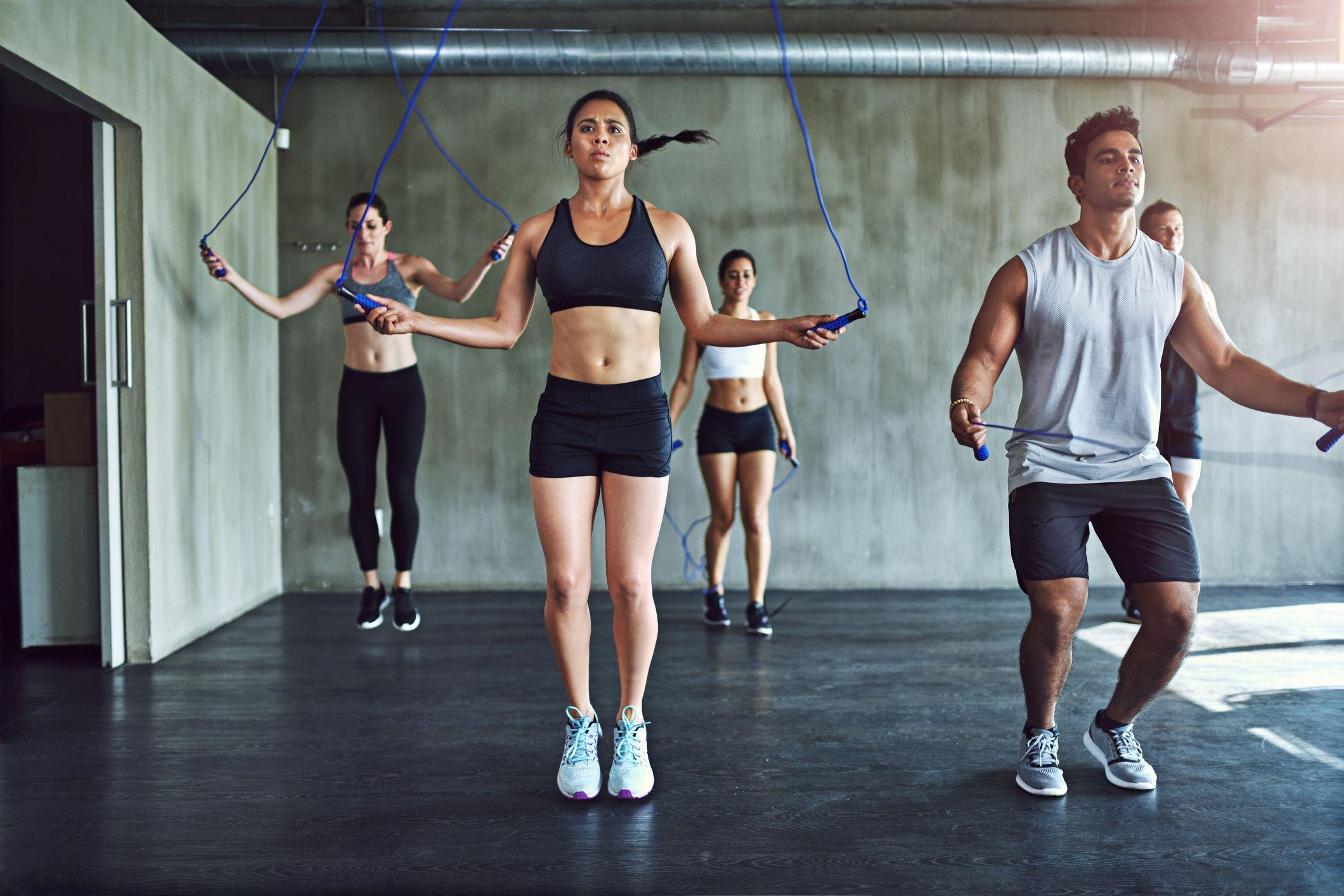 ejercicio de cardio