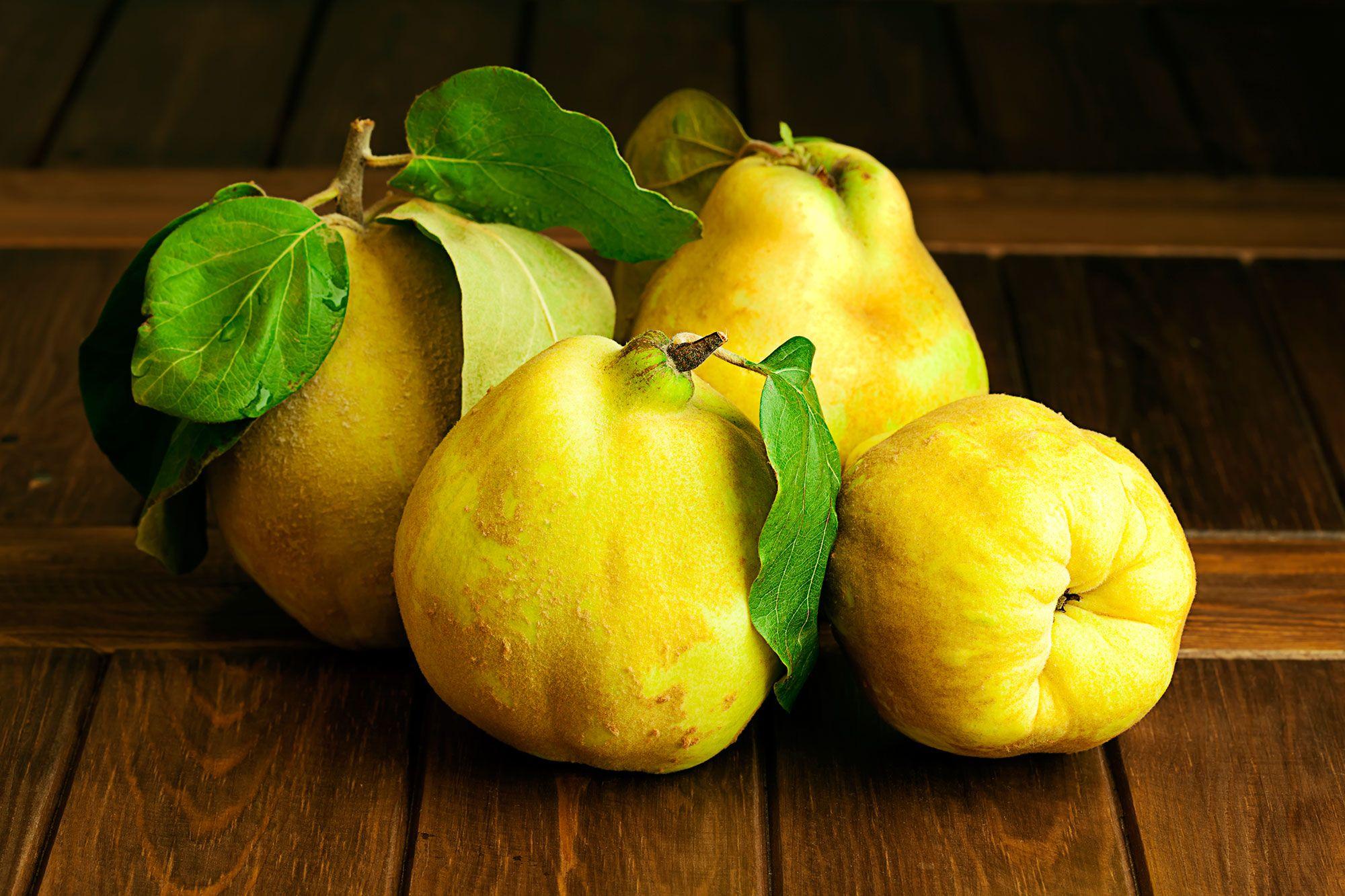 frutas otoño