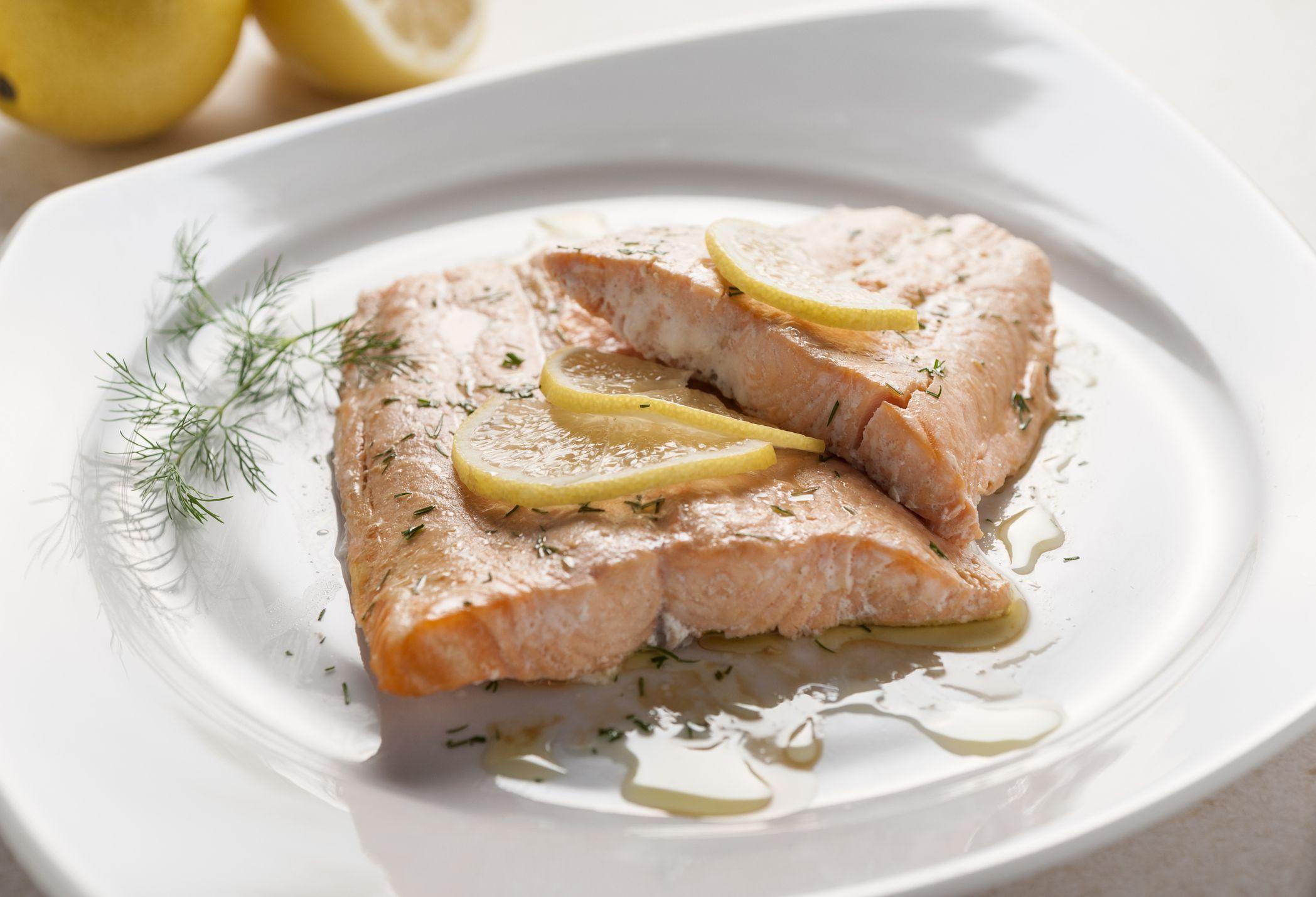 salmón, pescado con omega 3