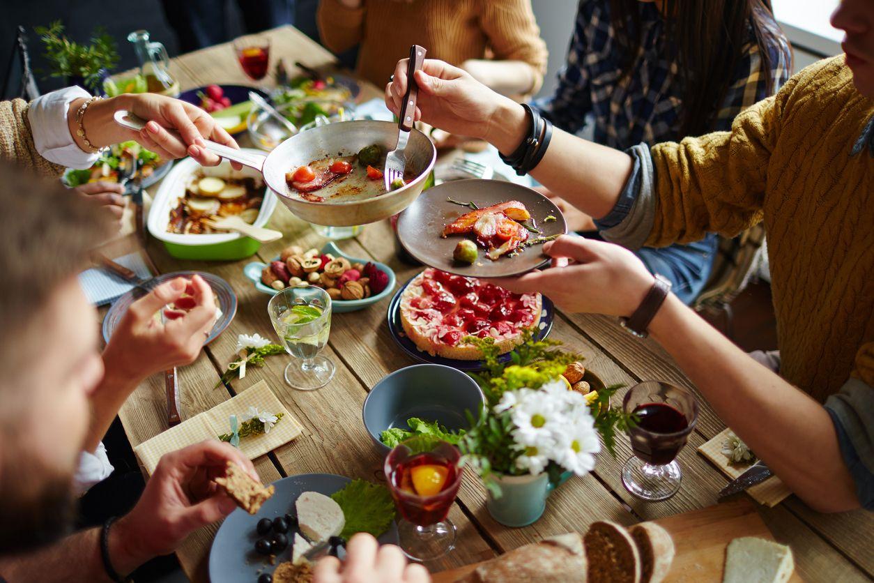 5 claves para planificar los menús semanales