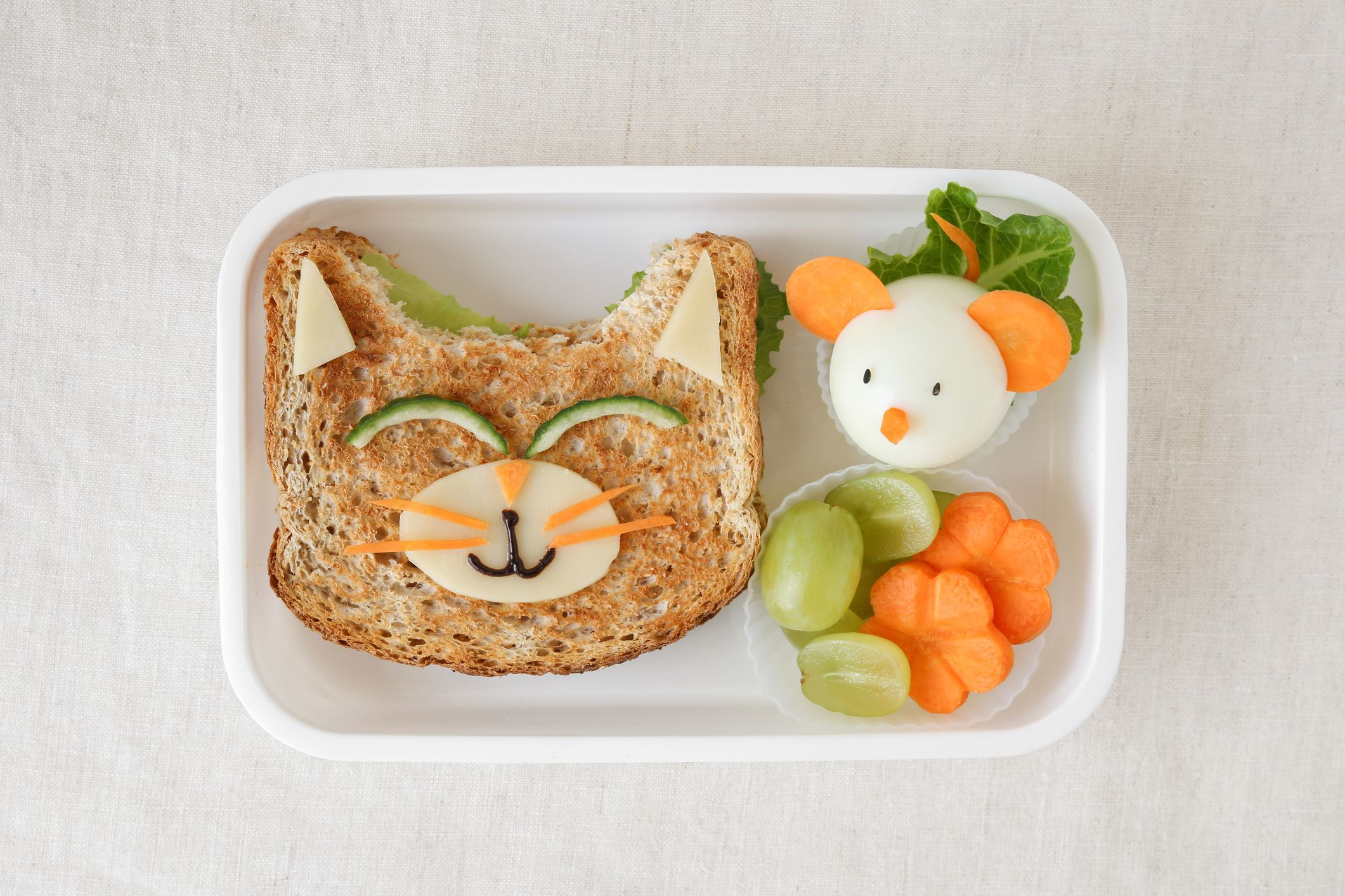 snack para niños