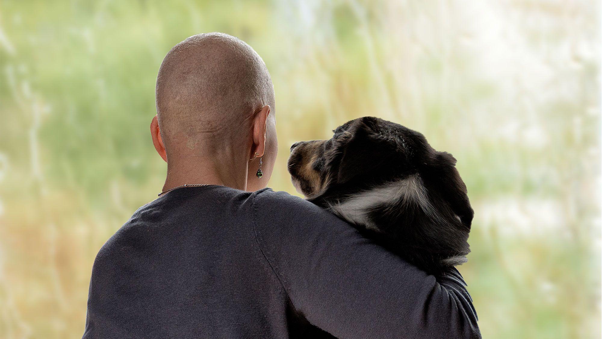 terapaia asistida animales centro penitenciario