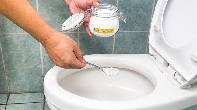 Usos del bicarbonato de sodio en la limpieza de cocinas y baños