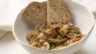 Receta de Salteado de pollo y verduras