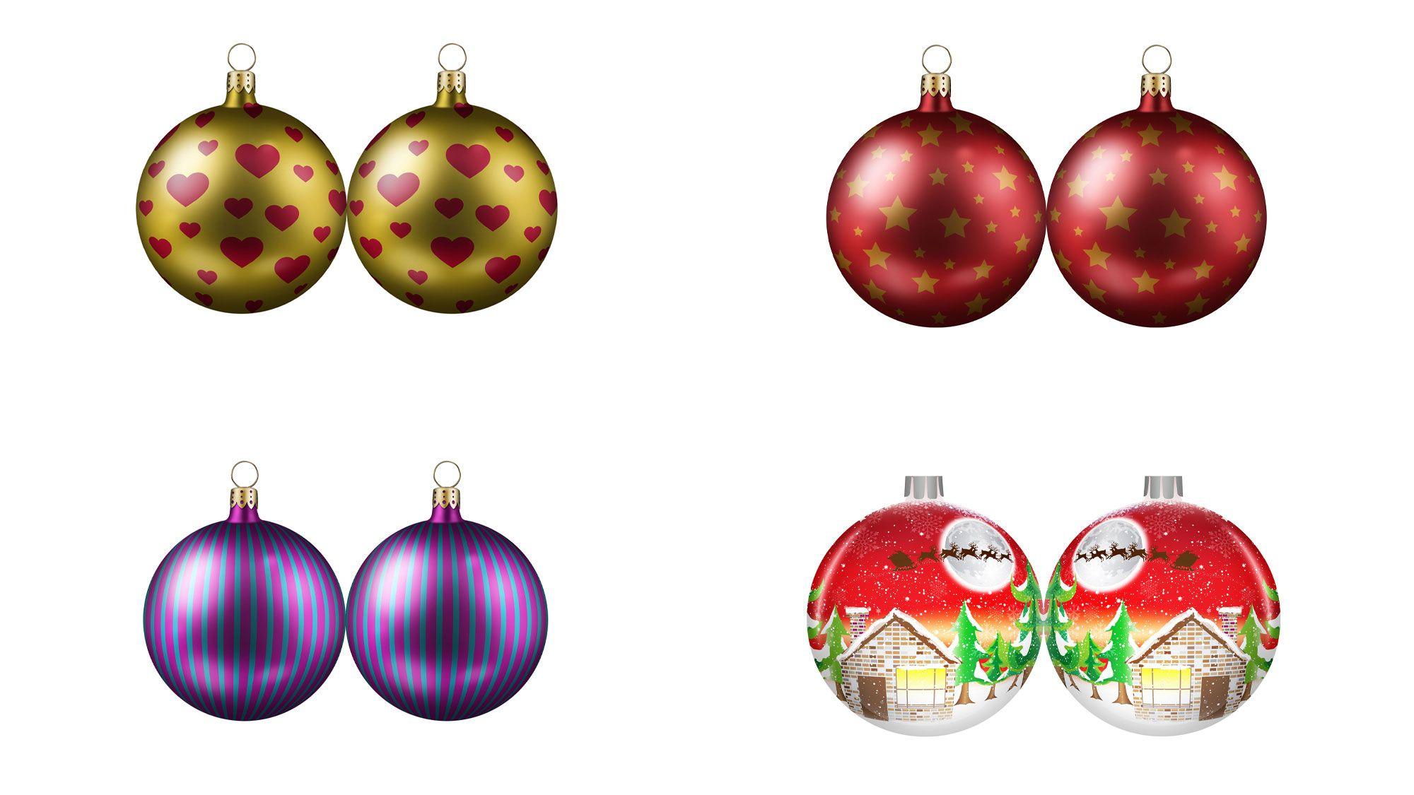Decorar Arbol Navidad En Papel.Adornos De Papel O Cartulina Para El Arbol De Navidad