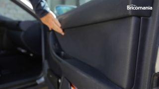 Cómo pegar el tapizado del coche