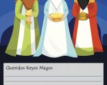 Cartas a los Reyes Magos para descargar