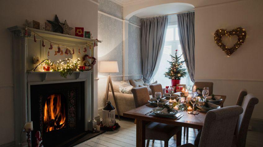 Decoracion Feng Shui En Navidad Hogarmania - Fotografias-decoracion