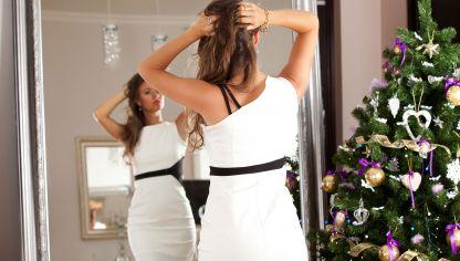 Modelos de vestidos para una cena elegante