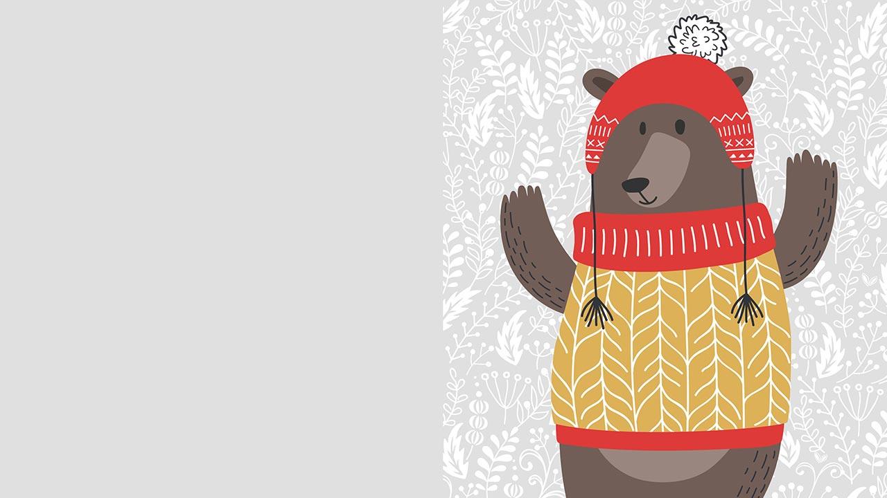 Postales y tarjetas navide as hogarmania - Tarjetas con motivos navidenos ...