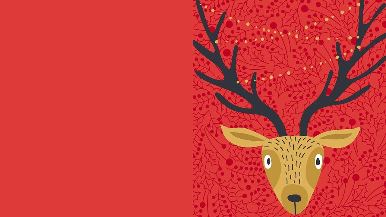 Postales y tarjetas navideas Hogarmania