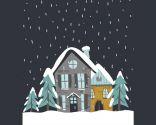 Tarjetas y postales navideñas