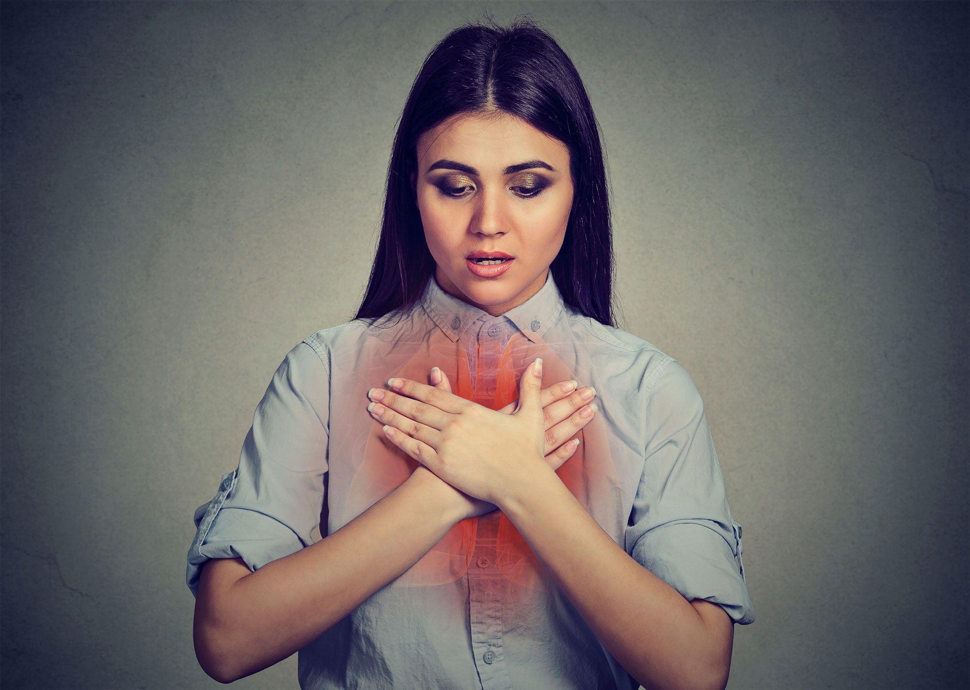 alcohol sistema respiratorio
