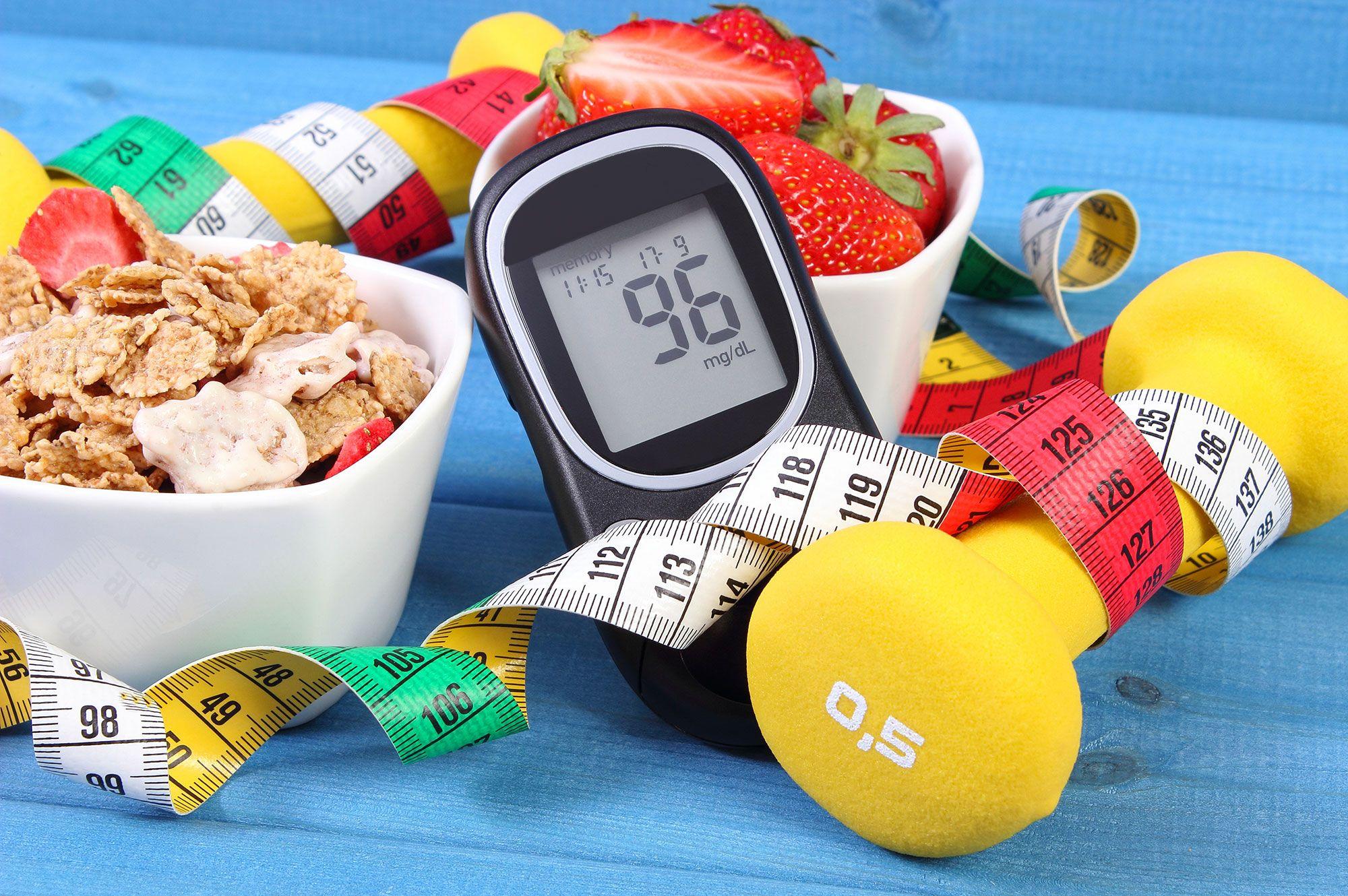 diabetes dieta ejercicio