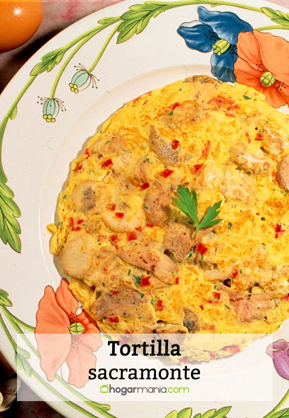 Tortilla sacramonte
