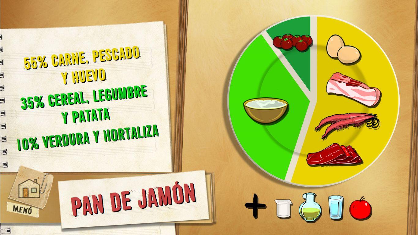 Milhojas de cerdo ibérico con salsa de jamón