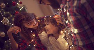 �C�mo ahorrar energ�a en la decoraci�n navide�a?