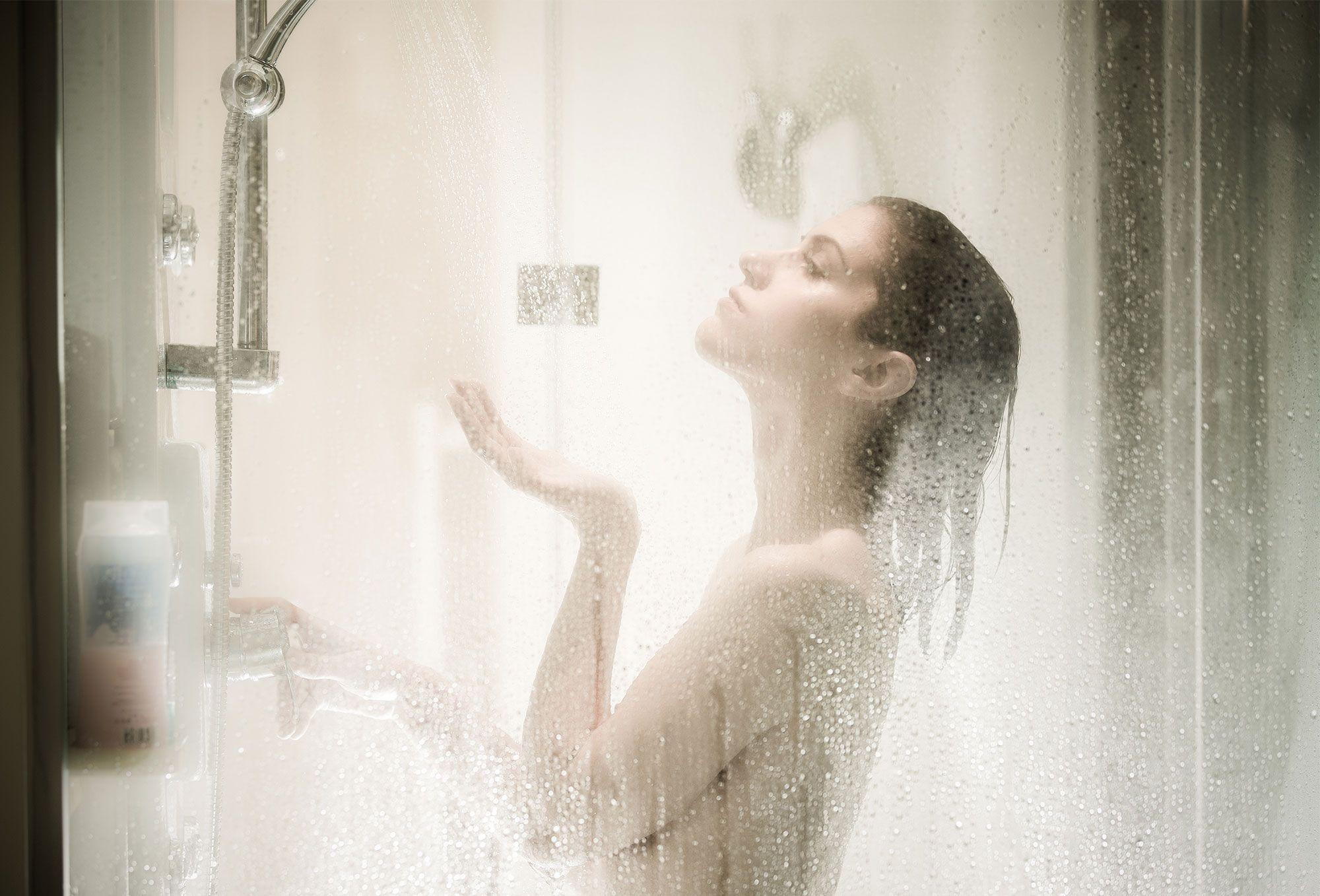 ducha escote