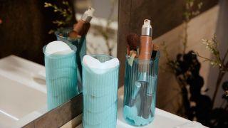 Reutilizar botellas de plástico