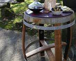 Cómo hacer una mesa con una barrica