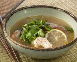Tom yum goong, sopa tailandesa con gambas