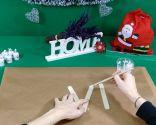 Cómo hacer un reno de Navidad con palos de helado