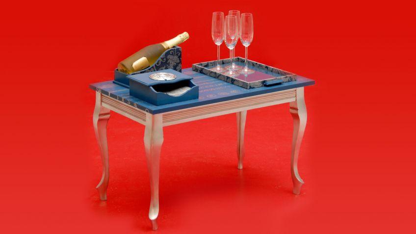 Decorar una mesa auxiliar para el comedor - Decogarden