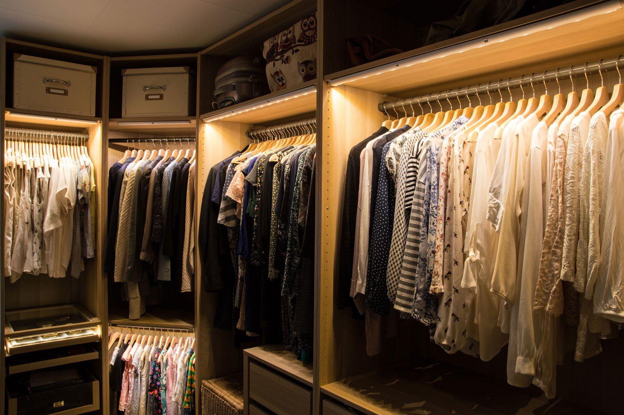 Vestidores y armarios empotrados
