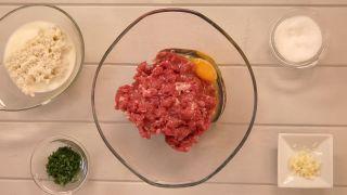 Albóndigas en salsa - Paso 2