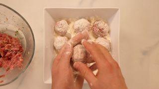 Albóndigas en salsa - Paso 3