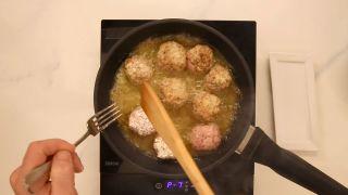 Albóndigas en salsa - Paso 4