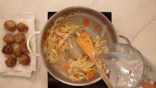 Albóndigas en salsa - Paso 5