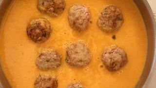 Albóndigas en salsa - Paso 7