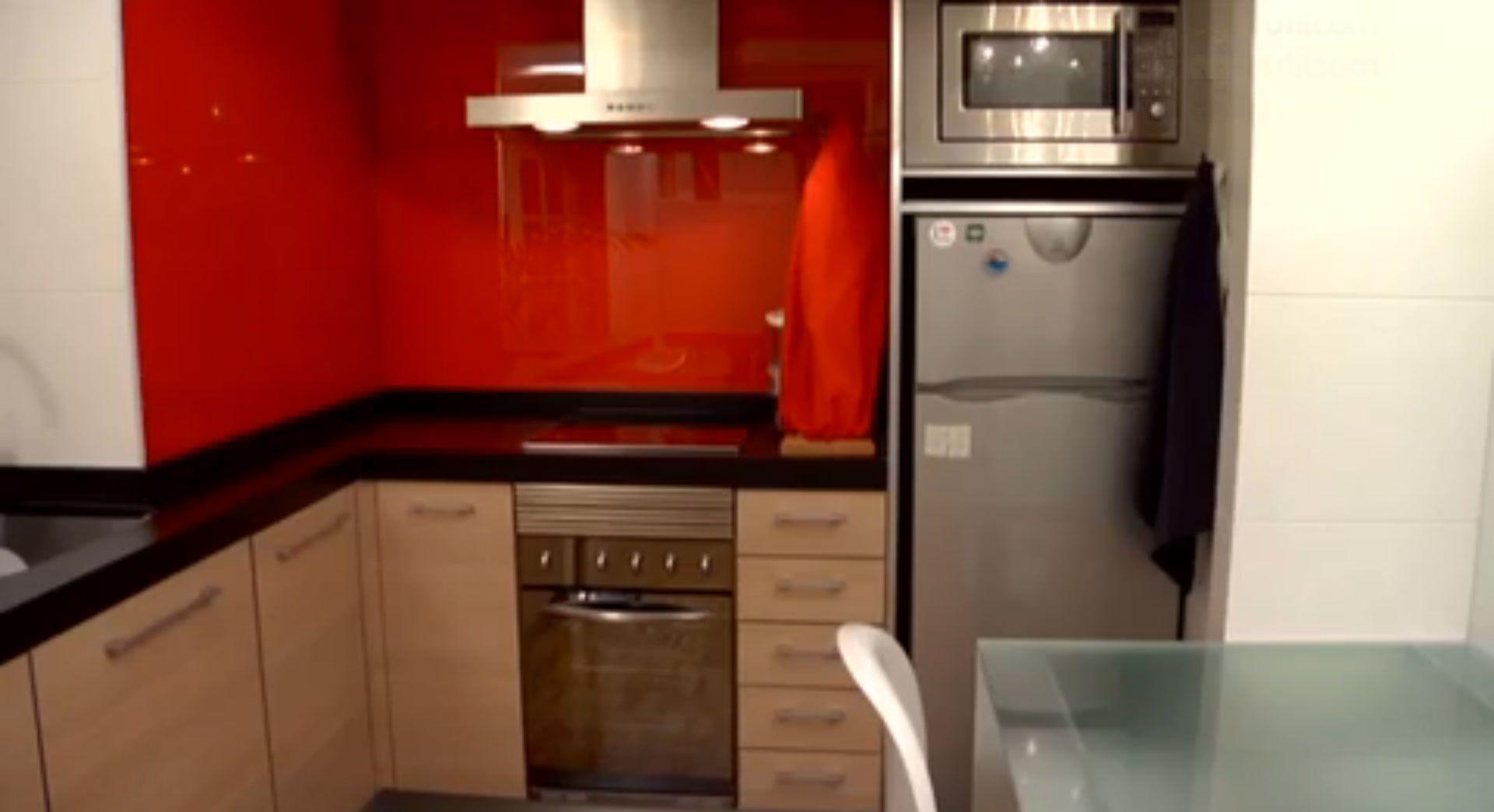 Apartamento funcional y sofisticado