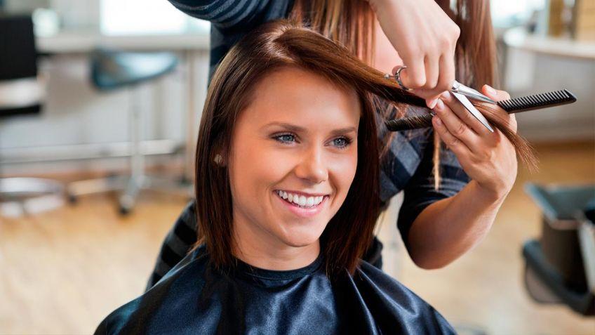 Cortes de pelo en peluqueria