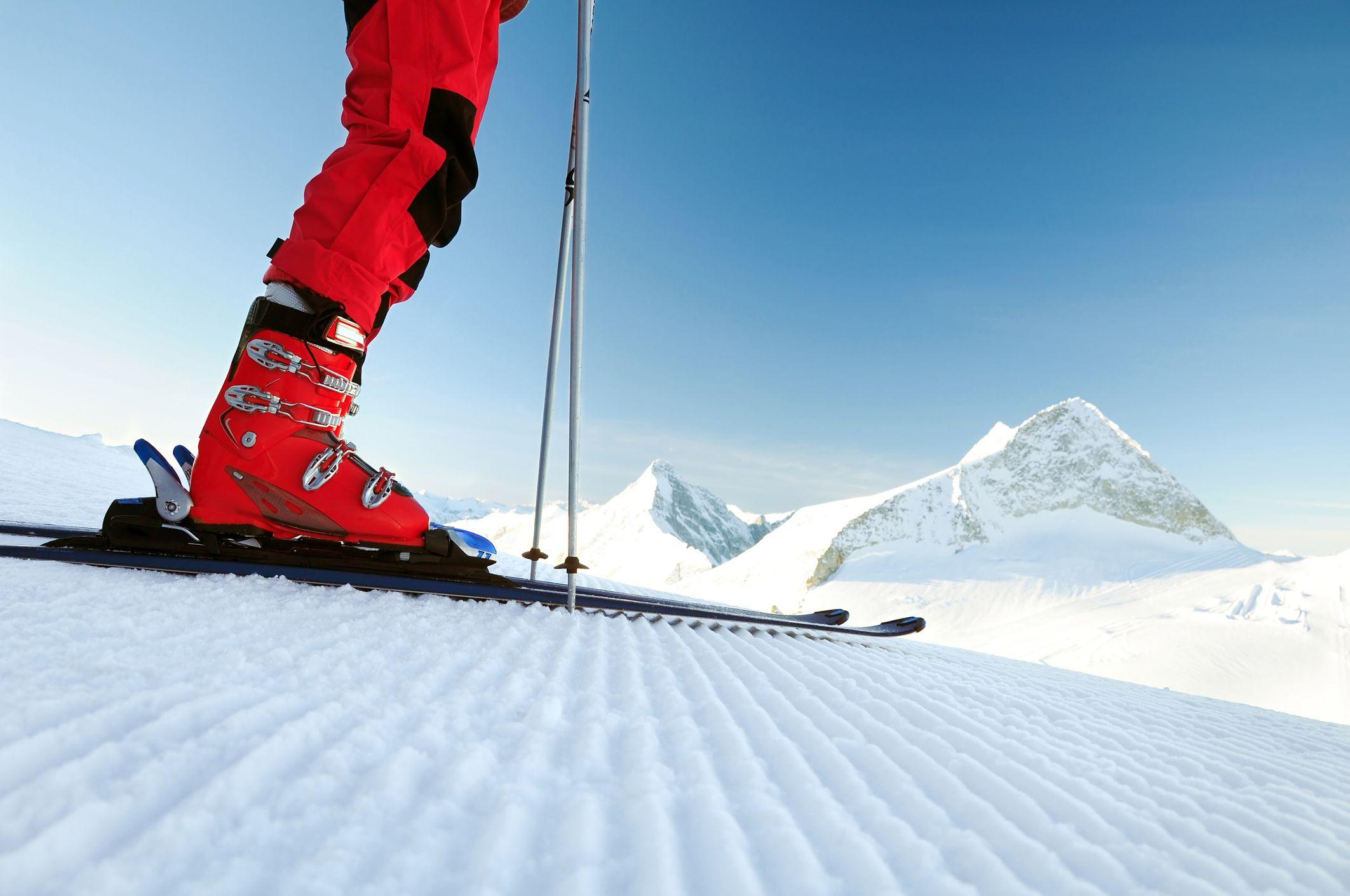 botas de la nieve
