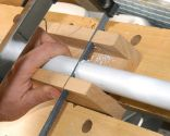 Como instalar un triturador sanitario