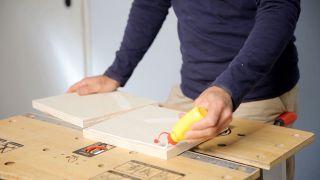 Cómo hacer barras paralelas para pilates