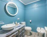 Decorar un baño renovado y funcional