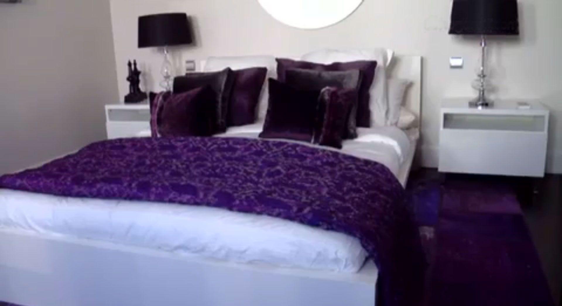 Decoraci n glamurosa con toques tnicos hogarmania for Hogarmania com decoracion