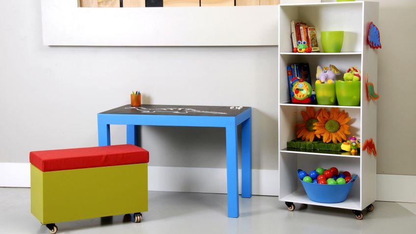 3 muebles para una habitación infantil - Decogarden