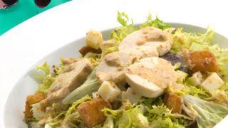 Ensalada César de pollo
