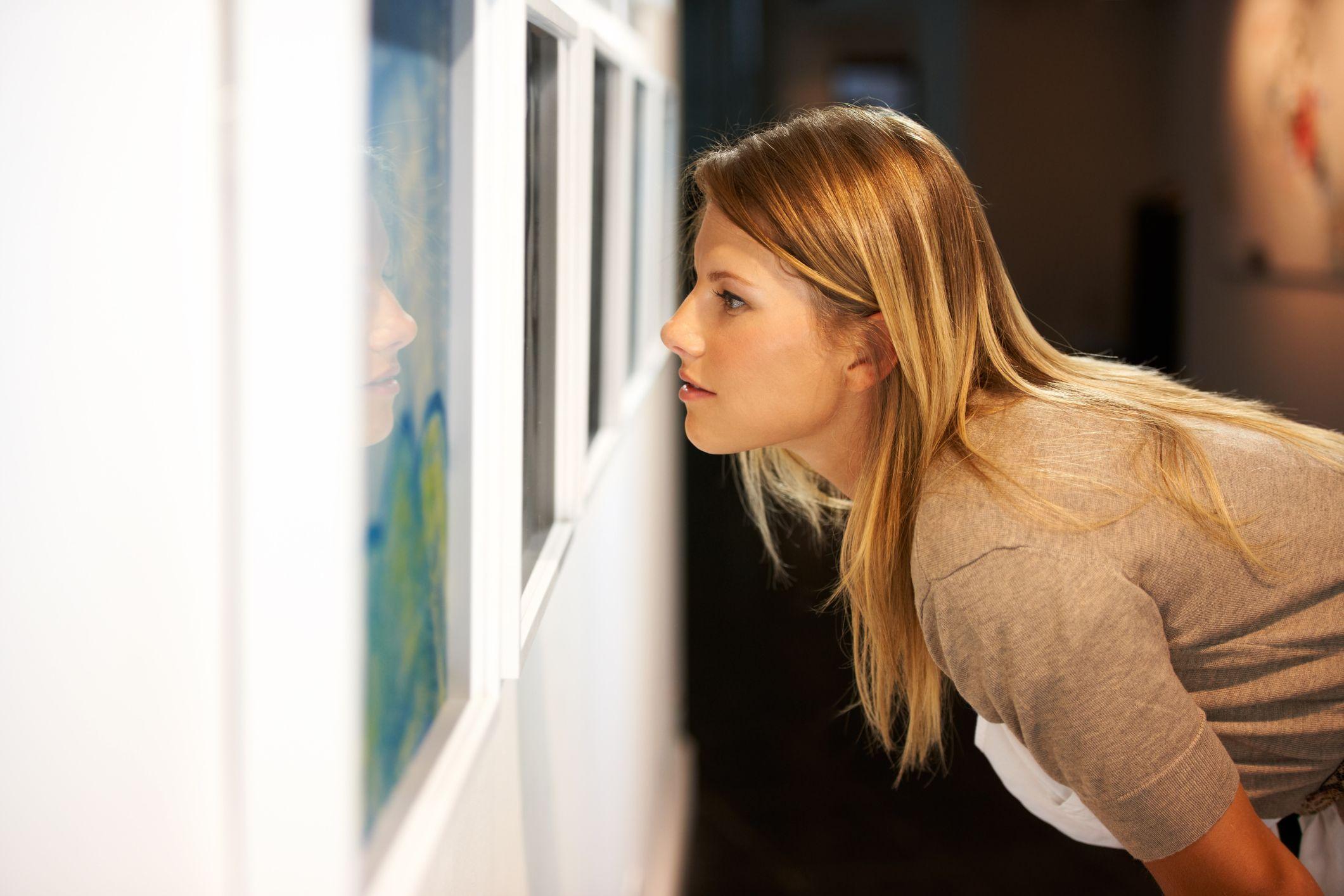 mirar arte